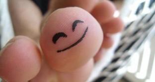 足に笑顔 のコピー 2